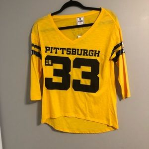 PINK Steelers NWT